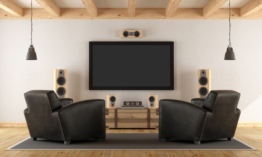 Types of Home Theater Seats