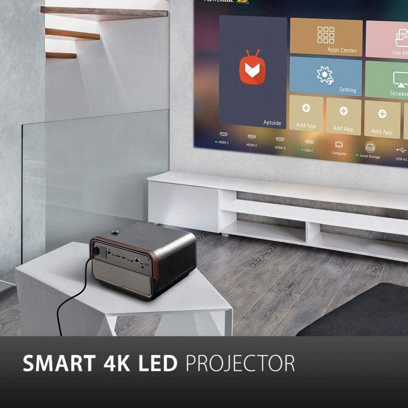 ViewSonic X10-4KE True 4K UHD Shorter Throw LED