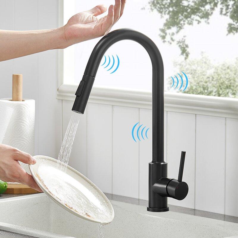 WANFAN Touch Sing Faucet