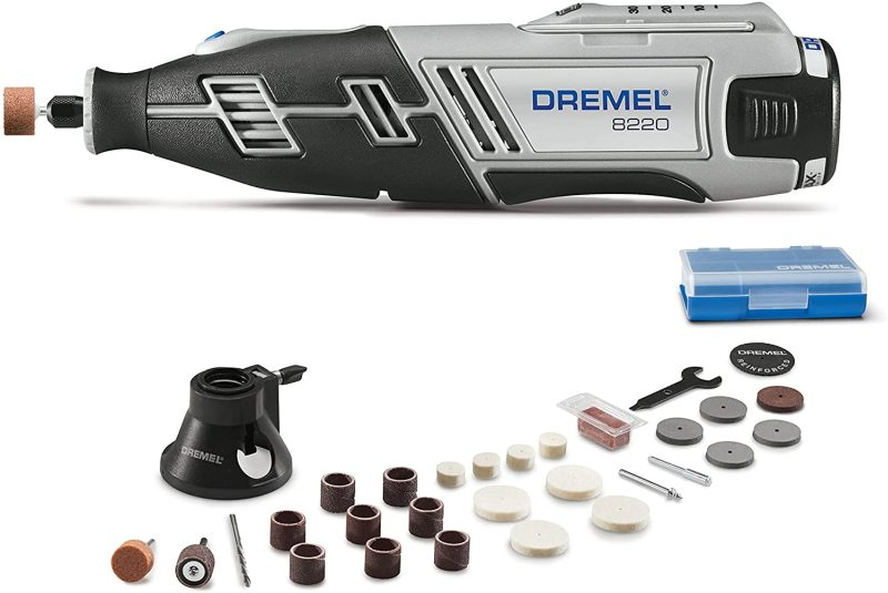 What Does the Dremel 8220 Come With?
