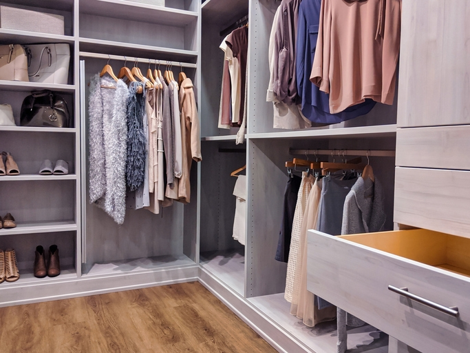 Standard Closet Depth And Other Important Measurments