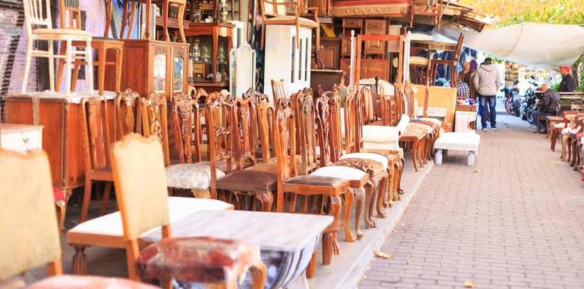 Architectural Salvage Stores