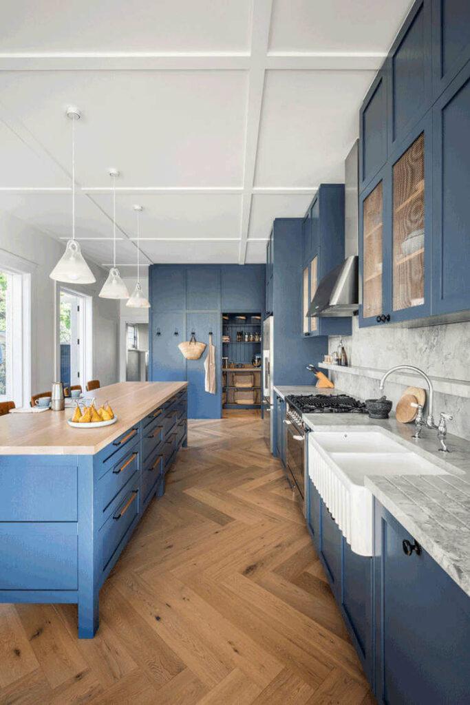 Adelaide-based interior designer Georgie Shepherd.