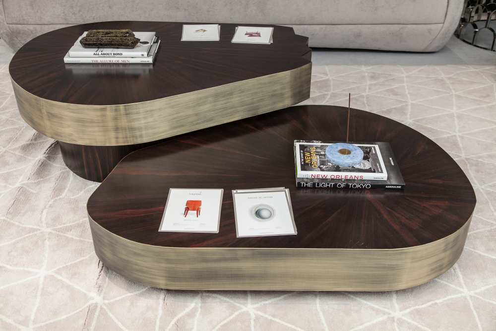 Cerne ginger and jagger coffee table