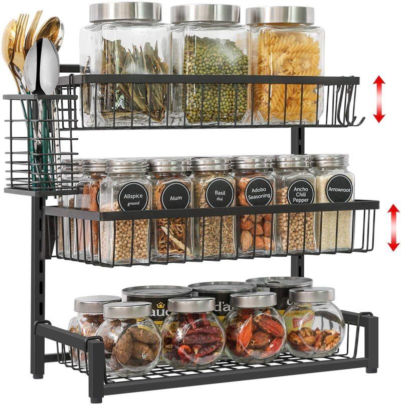 Countertop Spice Rack