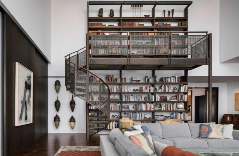 Eye-Catching Bookshelf Decor Ideas To Display Your Reading Collection