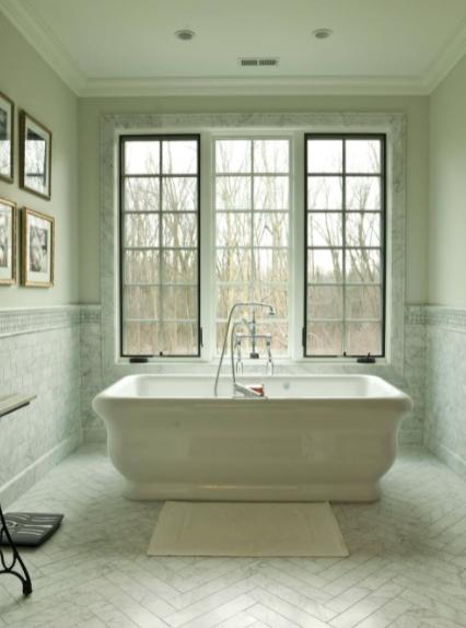 Elegant Bathroom Setup