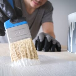 Finding Your Own Non-Toxic Paint