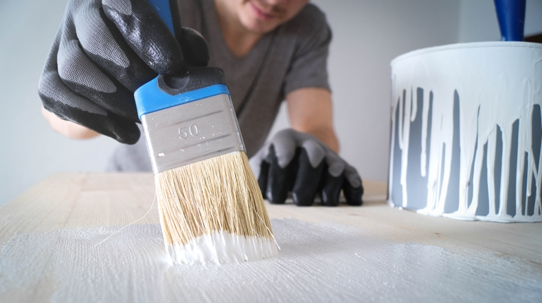 How To Find Non-Toxic Paint That Is Non-VOC