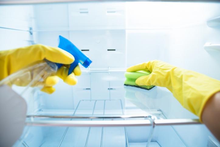 Freshen up your refrigerator