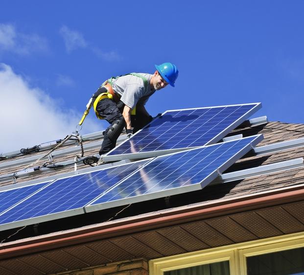Placing Solar Panels