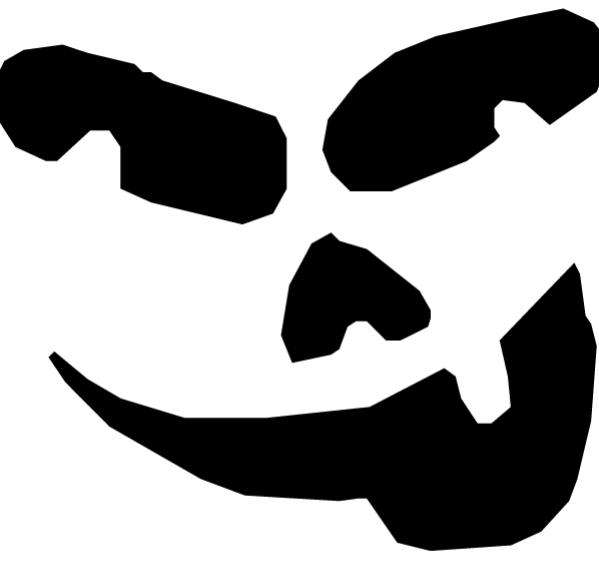 Cheeky Jack! - Pumpkin Carving Template