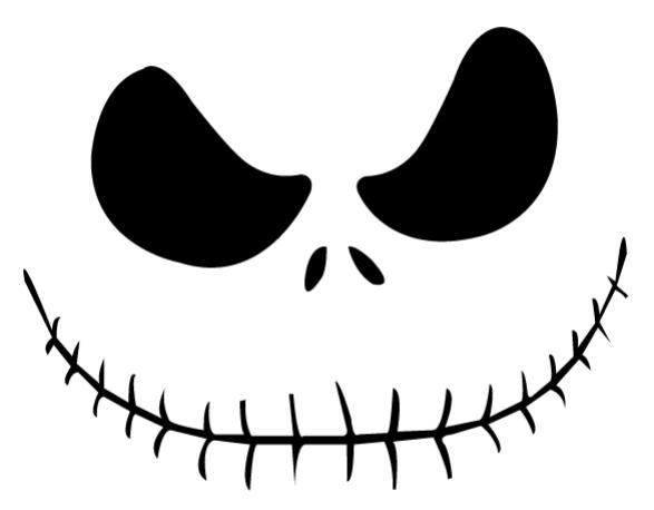 Jack Nightmare Halloween Template Download