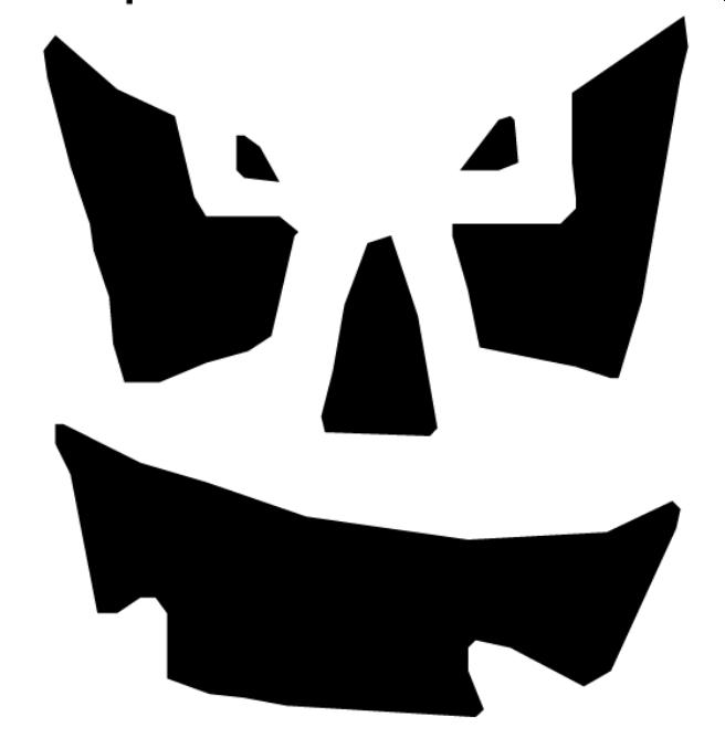 Hmm…Jack - Halloween Template Download