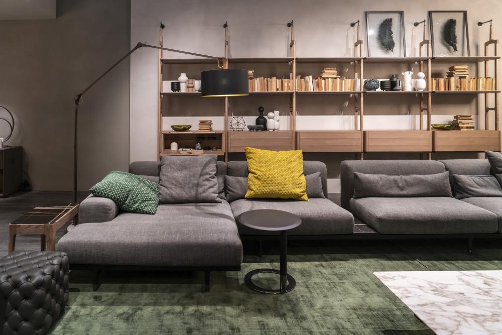 Furniture/Rug Symmetry