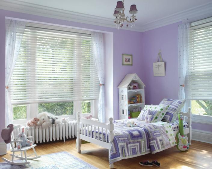 Light Lilac Bedroom