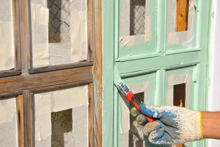 Low-VOC Paint Or Zero VOC Paint
