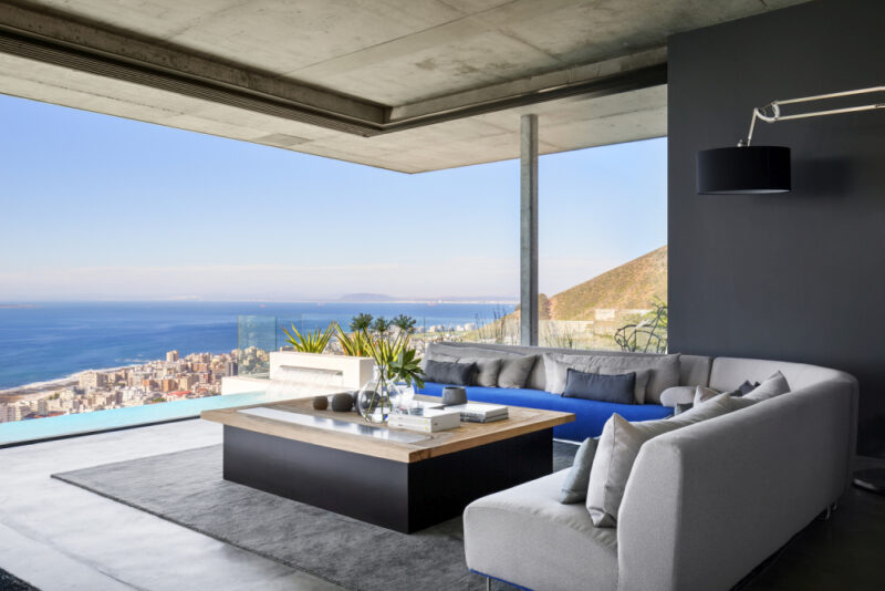 Gorgeous Cape Town House Upgraded With a Pool Penthouse