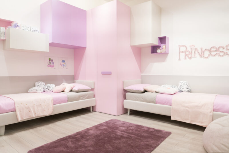 12 Bedroom Ideas for Girls That Don't Like Pink