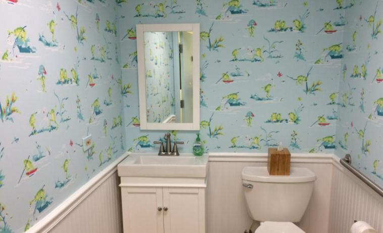 Small Bathroom Feng Shui