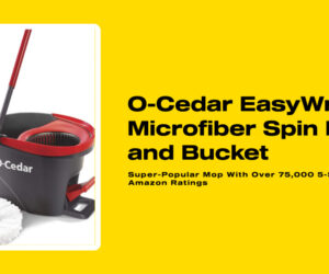 Does The O-Cedar Spin Mop Live Up To Its nearly 100,000 Amazon Reviews?