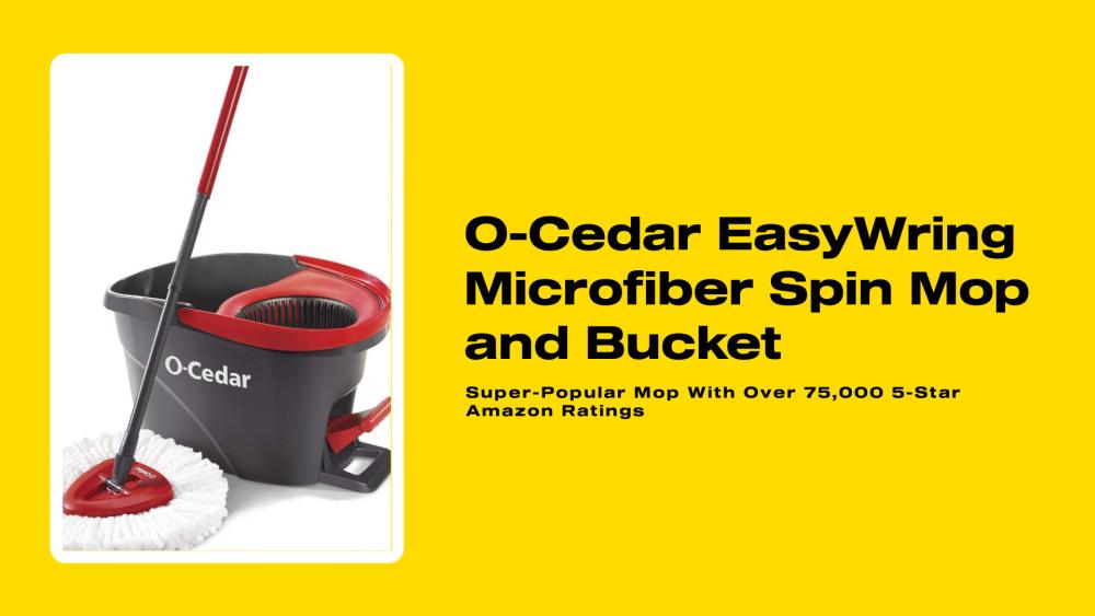 O-Cedar Spin Mop