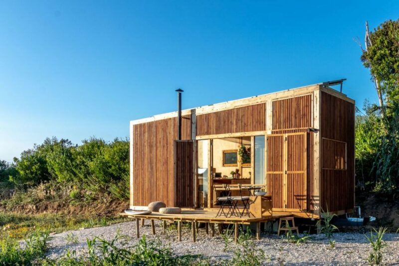 The Modern, Stylish and Completely Off-Grid Ursa Tiny House