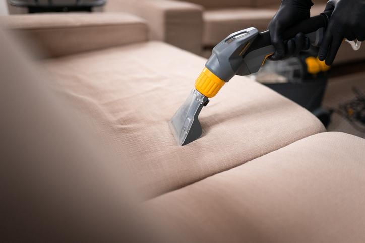 Use vinegar for smelly upholstery