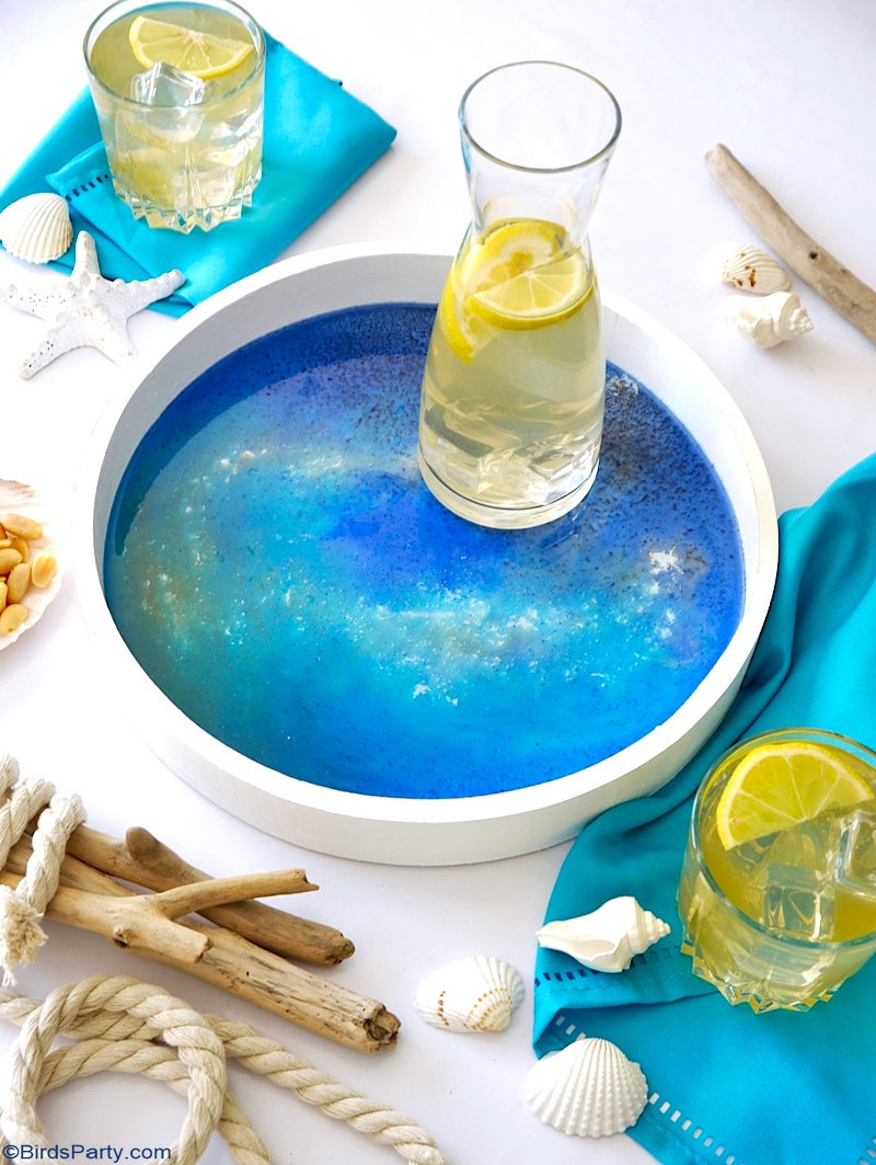 Play with resin