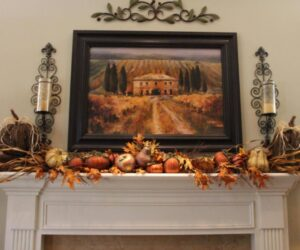 50 Ways To Create A Fall Color Scheme And Plenty Of Coziness In Your Home