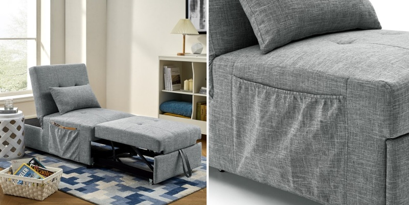 Is The Sleeper Ottoman The Perfect Sleeping Solution?