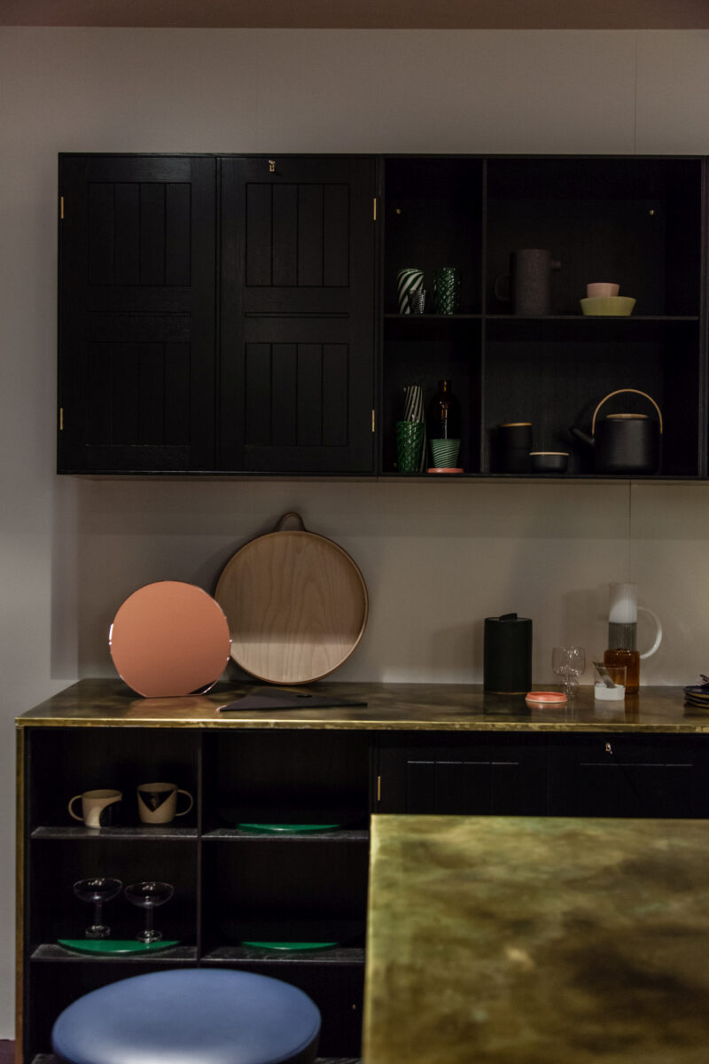 Floating Cabinets With Creative Interior Design Ideas