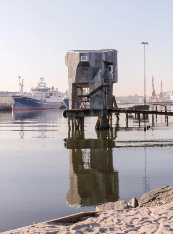 Raumlabor's Design In Gothenburg